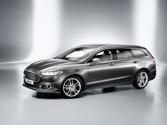 Ford Mondeo Wagon 2013
