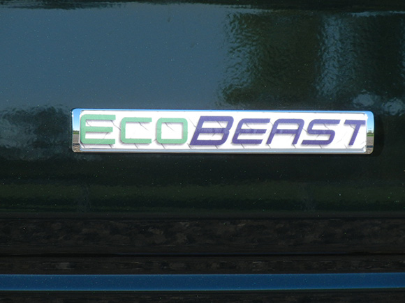 Ford seeks trademark for Ecobeast