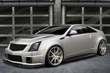 hennessey pr pare une cadillac cts v de 1000 chevaux. Black Bedroom Furniture Sets. Home Design Ideas