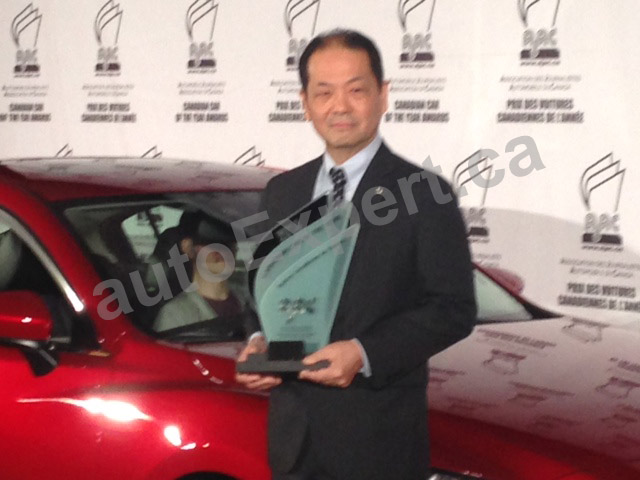 AJAC- Canadian Car And Truck Of The Year Awards- Exclusive Interview!