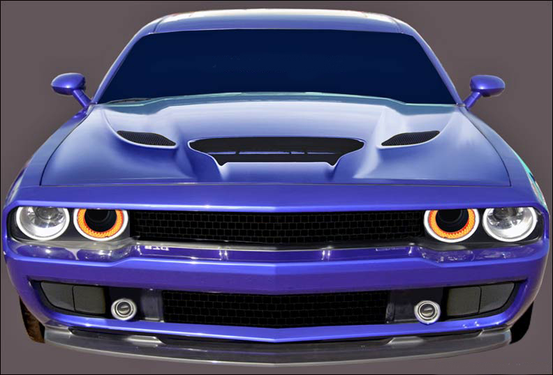 Chrysler's New Hellcat V8