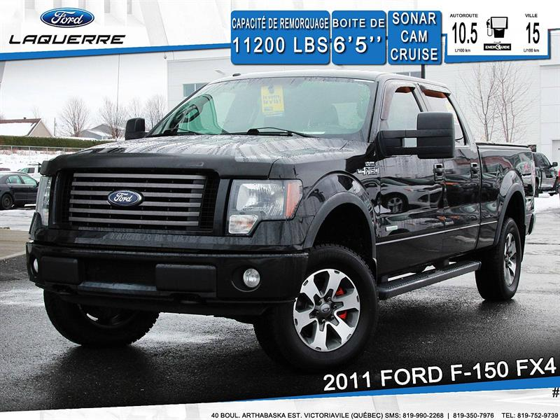 Used  Ford F  Fx Camerasonarcruisea C For Sale In Victoriaville Laquerre Auto Gt S