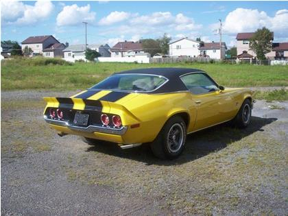Used 1971 Chevrolet Camaro SS RS 396 for sale in Saint