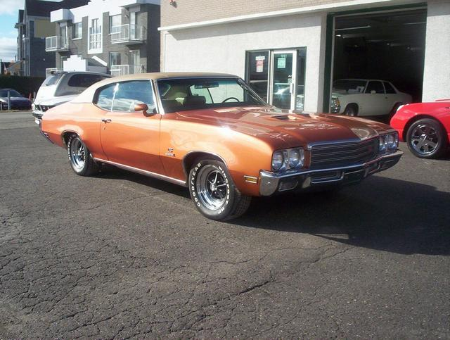 used 1971 buick gs 455 stage 1 for sale in saint-léonard - john