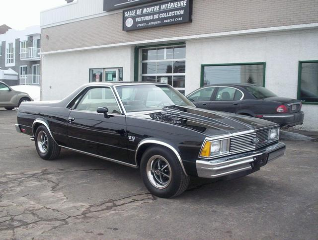 Used 1980 Chevrolet El Camino 402ci Fuel Injection For Sale In
