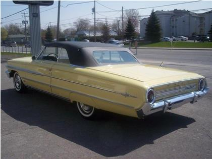 Used 1964 Ford Galaxie 500 Xl Quot P Quot Code For Sale In Saint