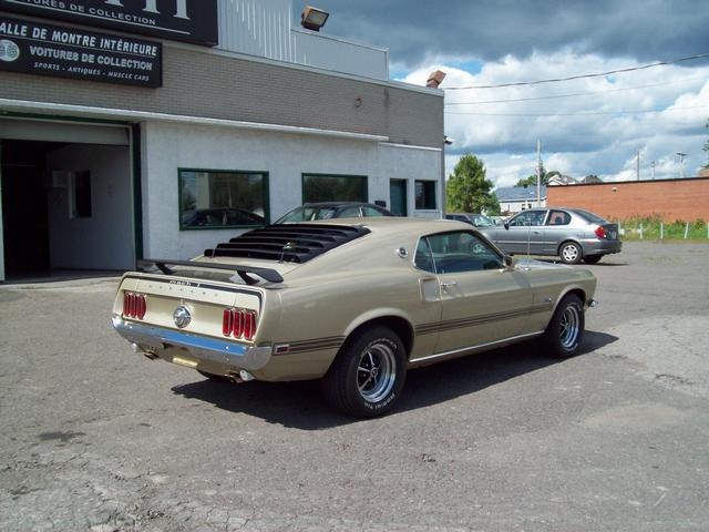 Used  Ford Mustang Mach  Sportsroof For Sale In Saint Leonard John Scotti Classic Cars Hr Y