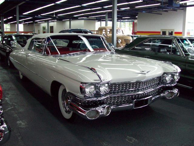 Used 1959 Cadillac Series 62 Convertible For Sale In Saint Leonard
