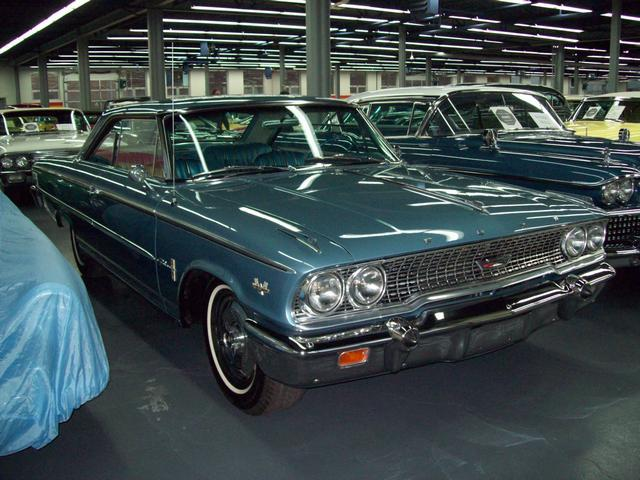 Used 1963 Ford Galaxie 500 XL 427CI R Code for sale in Saint