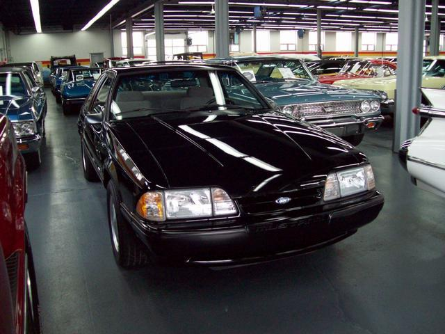 Ford Mustang Lx Valise