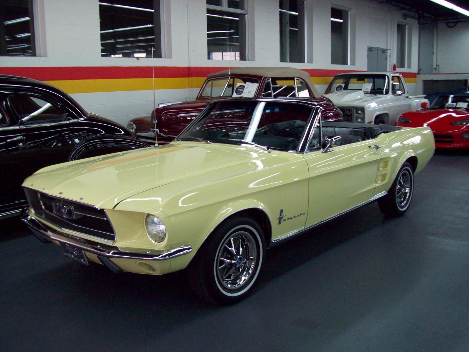 Used  Ford Mustang For Sale In Saint Leonard John Scotti Classic Cars Hr Y
