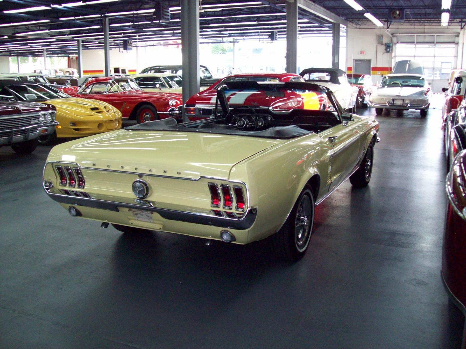 Used 1967 ford mustang for sale in saint léonard john scotti classic cars h1r 2y7 2070729