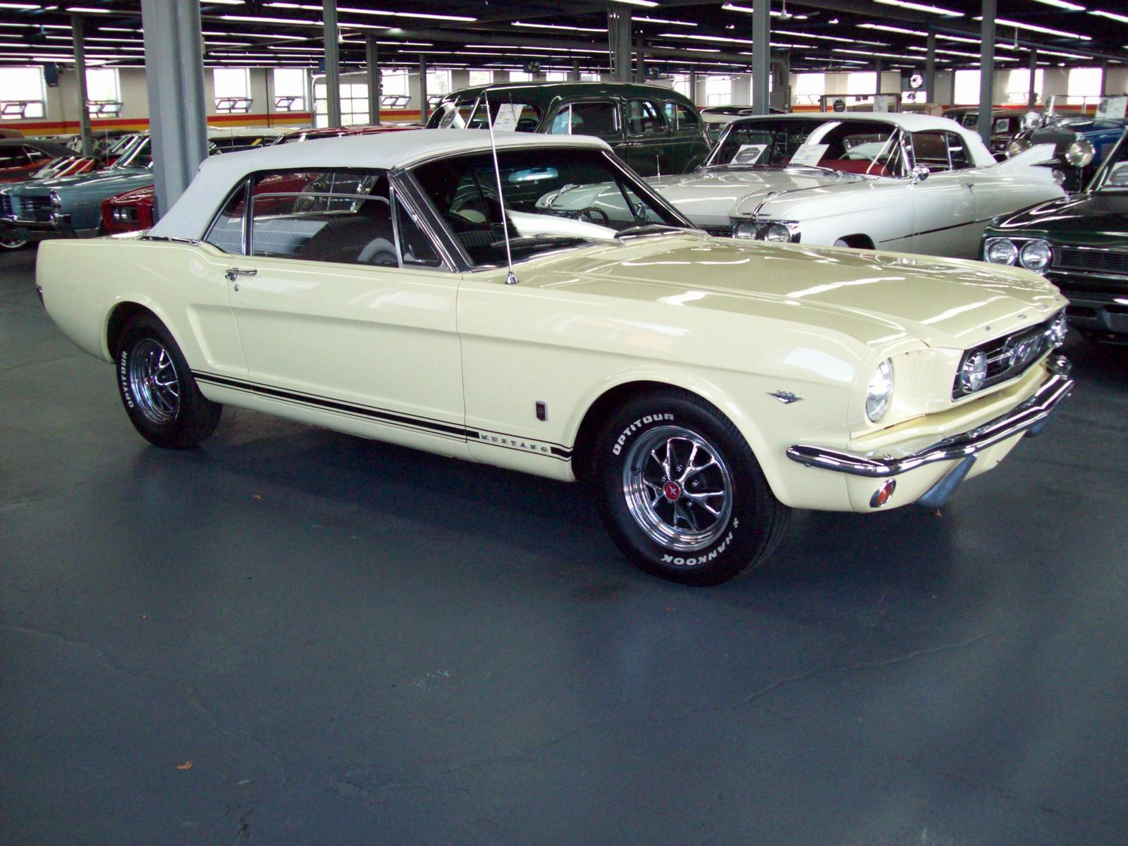 Used 1966 ford mustang gt for sale in saint léonard john scotti classic cars h1r 2y7 2070738