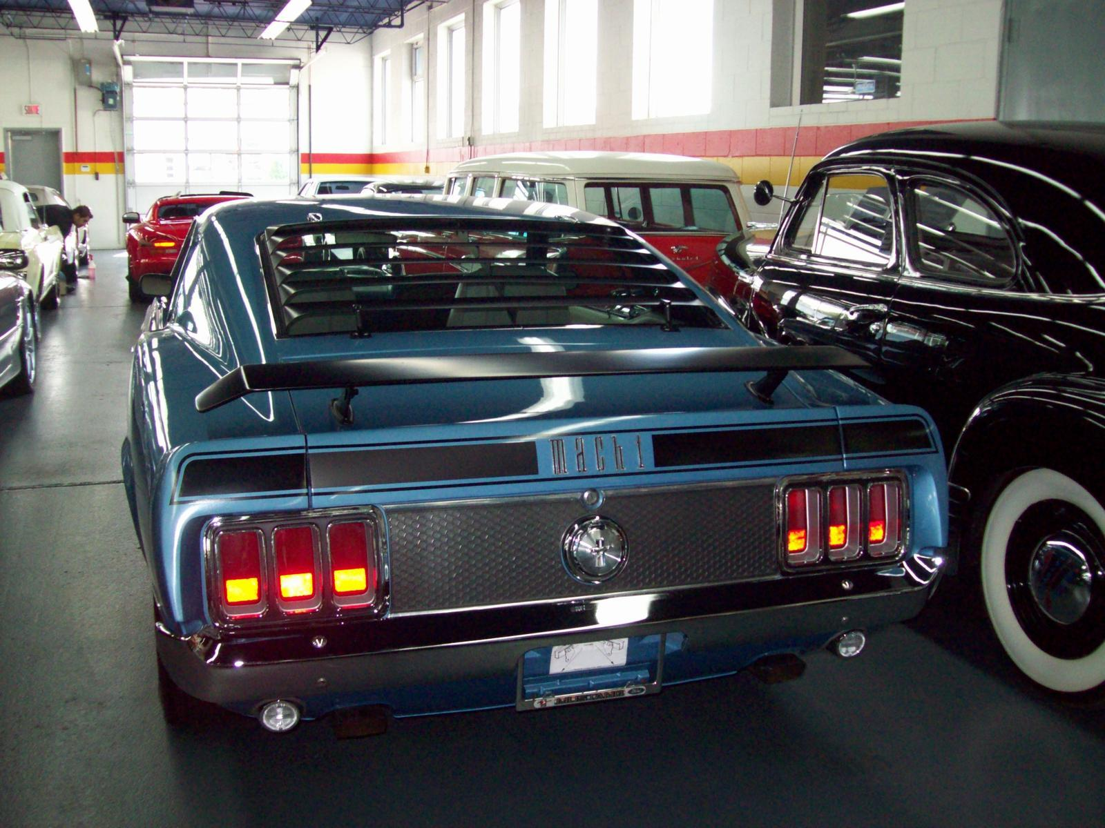 Used 1970 Ford Mustang Mach 1 For Sale In Saint Lonard John Gt Fastback Scotti Classic Cars H1r 2y7 2070740