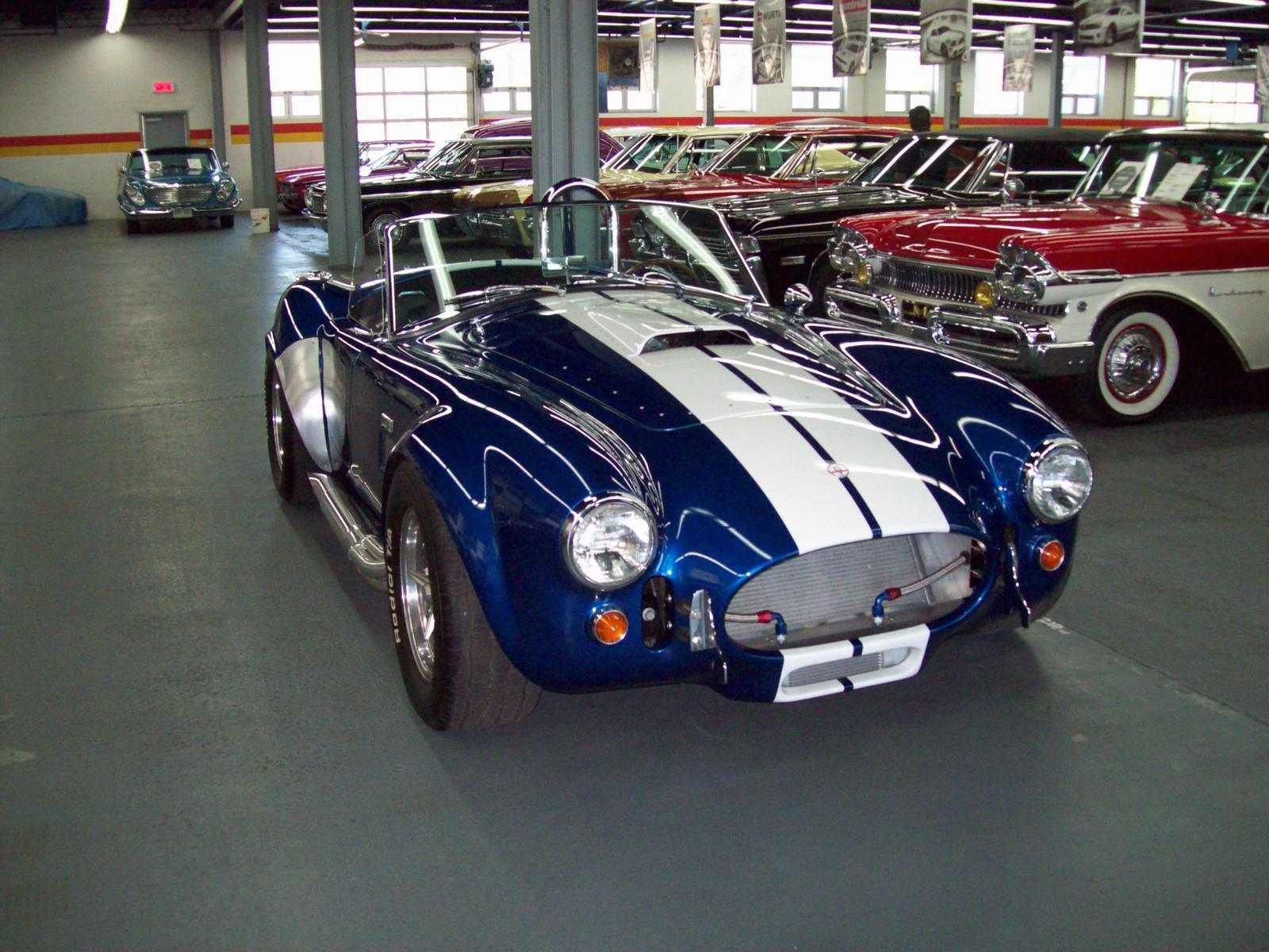 Used 1966 AC Cobra Replica for sale in Saint-Léonard - John Scotti ...