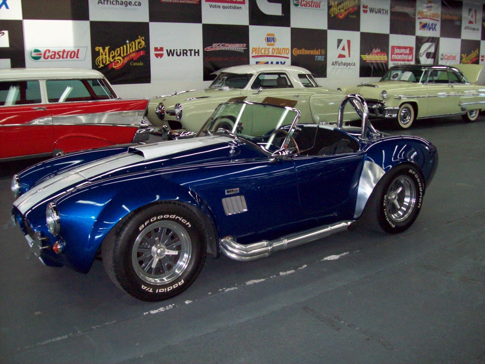 Used 1966 Ac Cobra Replica For Sale In Saint Leonard John Scotti