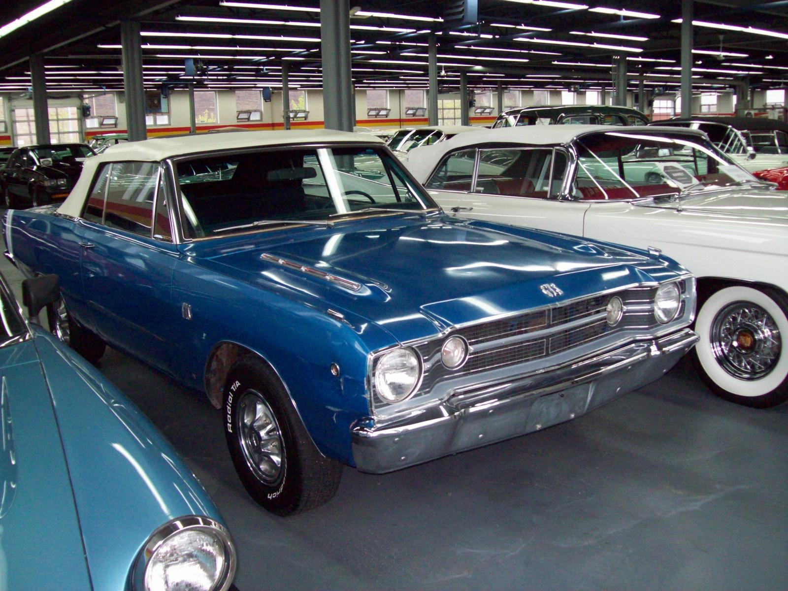 Used 1968 Dodge Dart GTS Convertible for sale in Saint-Léonard ...