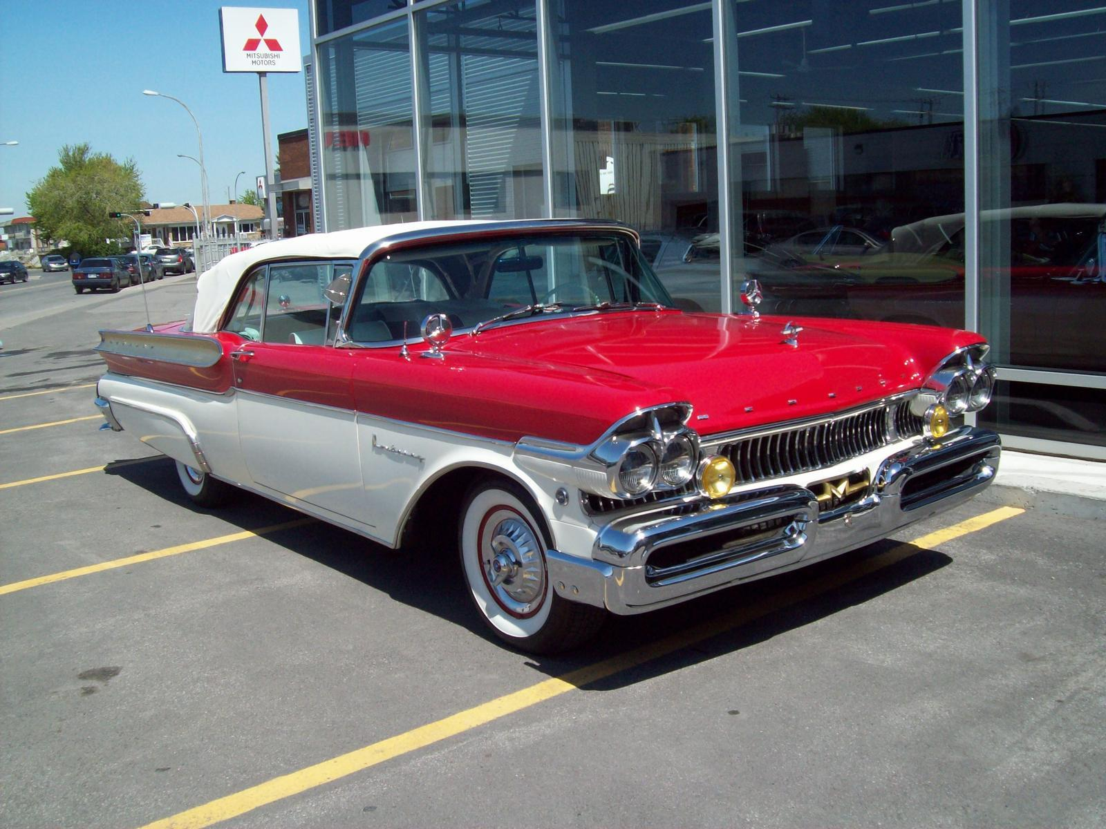Used 1957 Mercury Turnpike Cruiser Convertible for sale in Saint ...