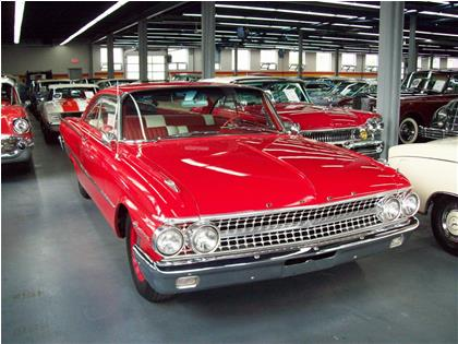 Used 1961 Ford Galaxie Starliner For Sale In Saint L 233 Onard