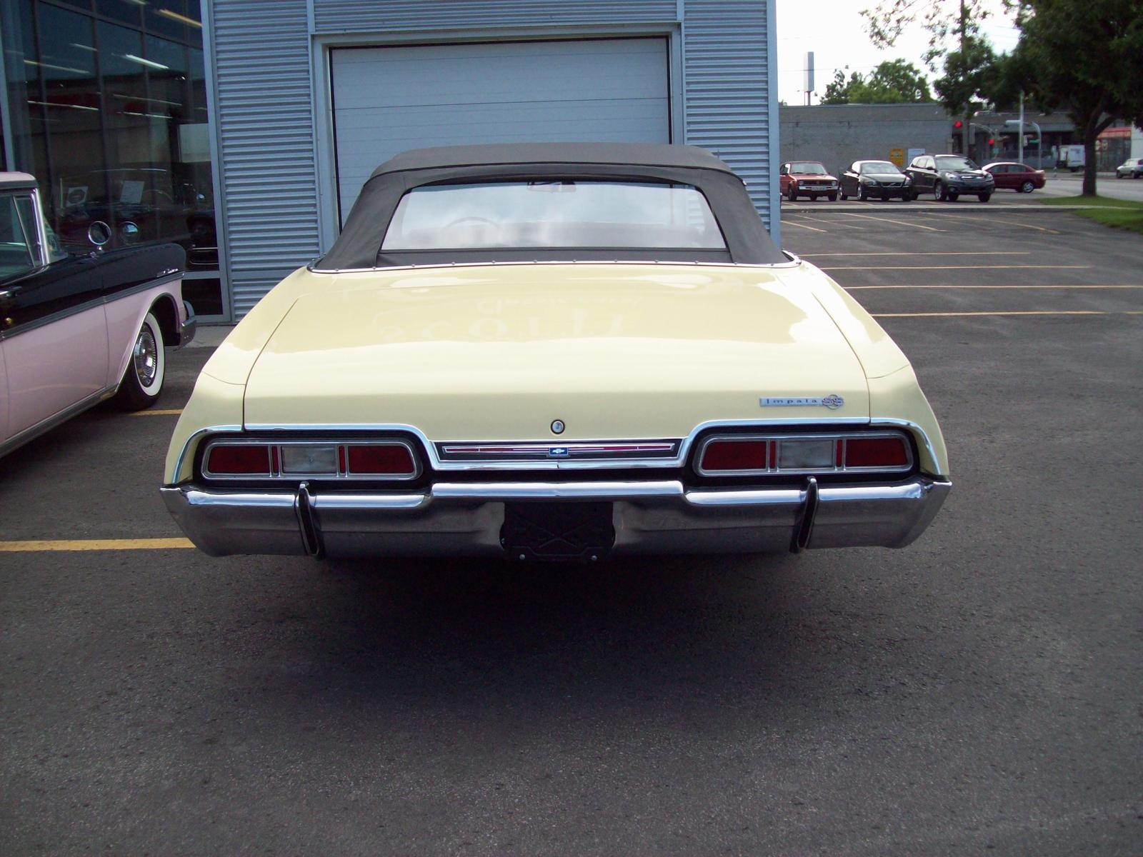 Used 1967 Chevrolet Impala Ss For Sale In Saint Léonard John