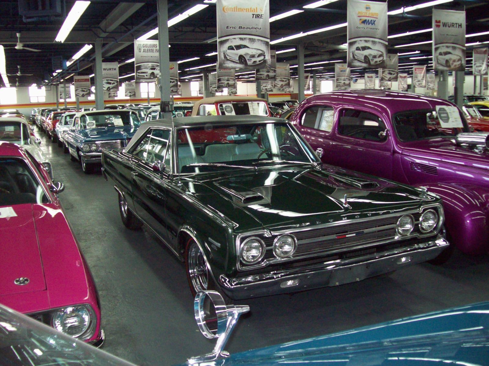 Used 1967 Plymouth Belvedere Gtx Hemi For Sale In Saint Lonard 1960 John Scotti Classic Cars H1r 2y7 2070796