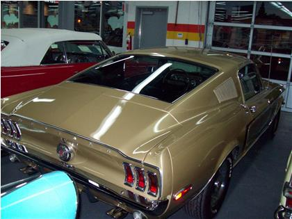 Used 1968 Ford Mustang GT Fastback 428 R Code for sale in