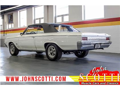 Used 1964 Oldsmobile 442 Convertible 4-Speed Extremely Rare
