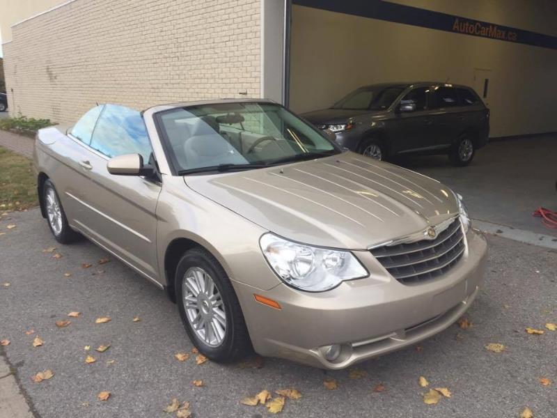 text itm chrysler ebay touring convertible fwd or call