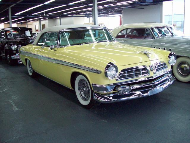 used 1955 chrysler new yorker deluxe convertible for sale. Black Bedroom Furniture Sets. Home Design Ideas
