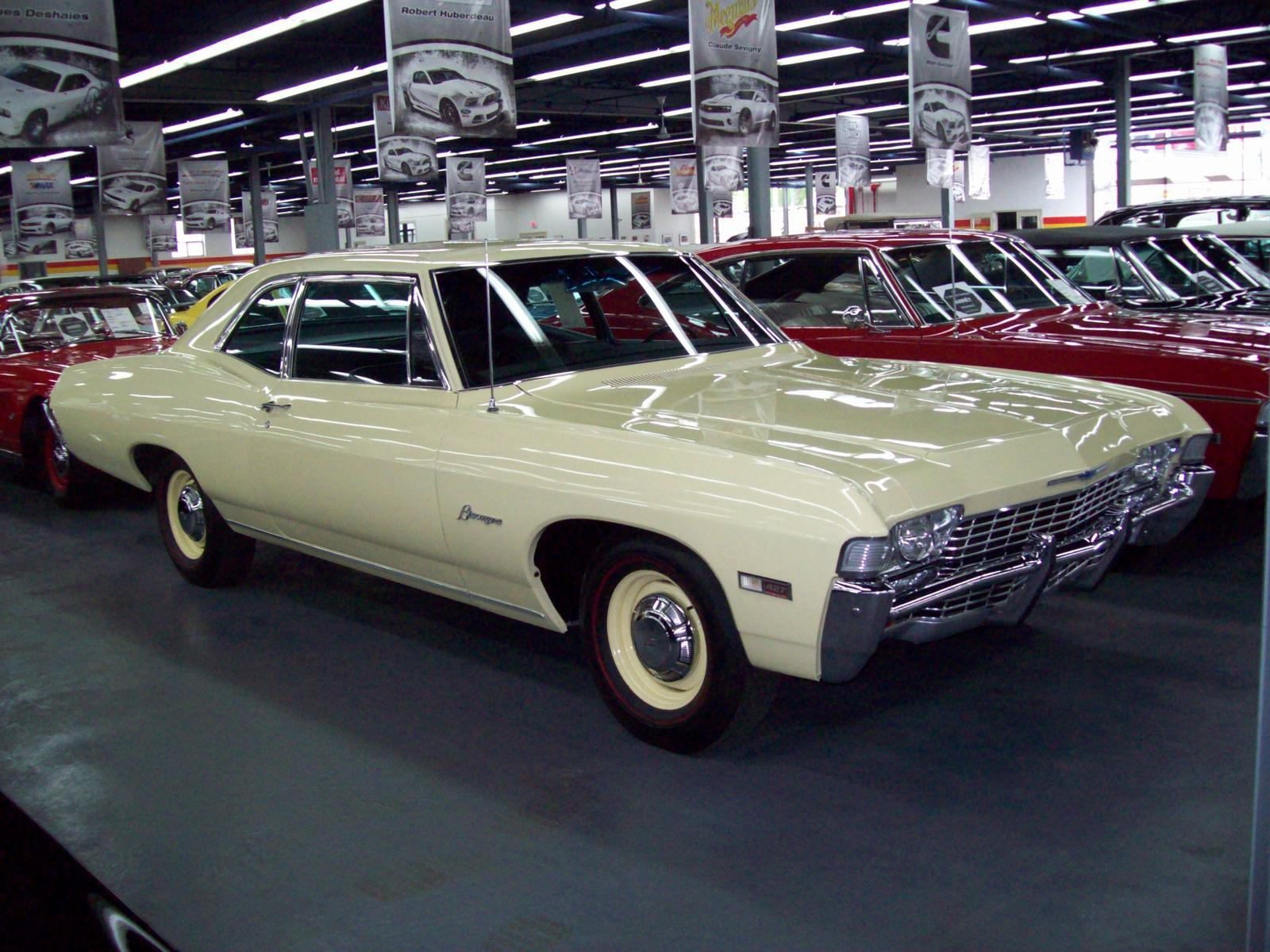 Used 1968 Chevrolet Biscayne For Sale In Saint Lonard John Scotti Impala 2 Door Classic Cars H1r 2y7 2070800