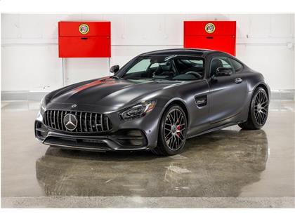 2018 Mercedes-Benz AMG GT AMG GT C Coupe,Edition 50