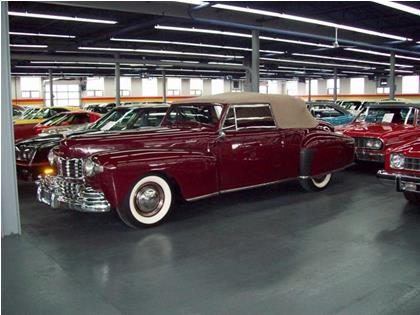 lincoln continental cabriolet v12 1946 usag vendre saint l onard john scotti classic cars. Black Bedroom Furniture Sets. Home Design Ideas