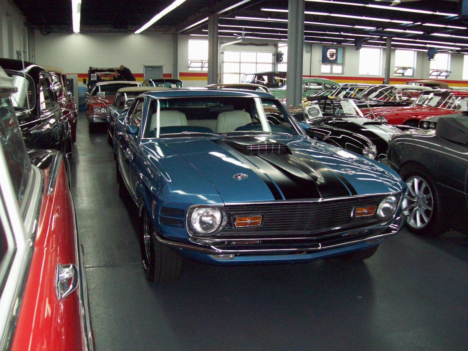 Ford mustang mach 1 1970 mustang 1967