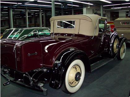 cadillac lasalle 340 convertible coupe rumble seat 1931 usag vendre saint l onard john. Black Bedroom Furniture Sets. Home Design Ideas