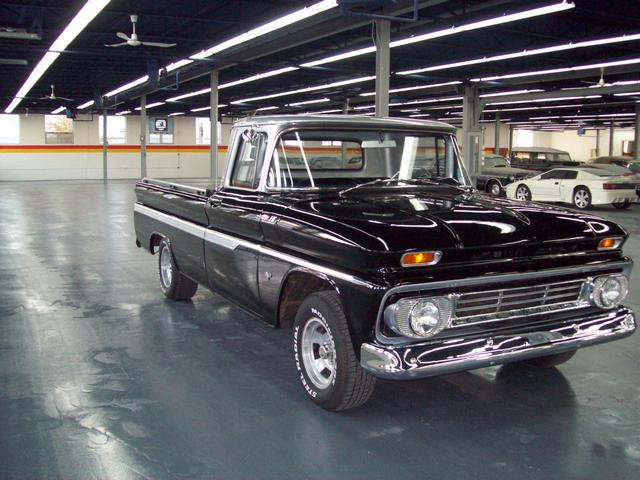 chevrolet pick up custom 1962 usag vendre saint l onard john scotti classic cars h1r 2y7. Black Bedroom Furniture Sets. Home Design Ideas