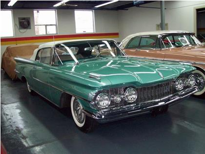 Oldsmobile Super 88 Convertible 1959