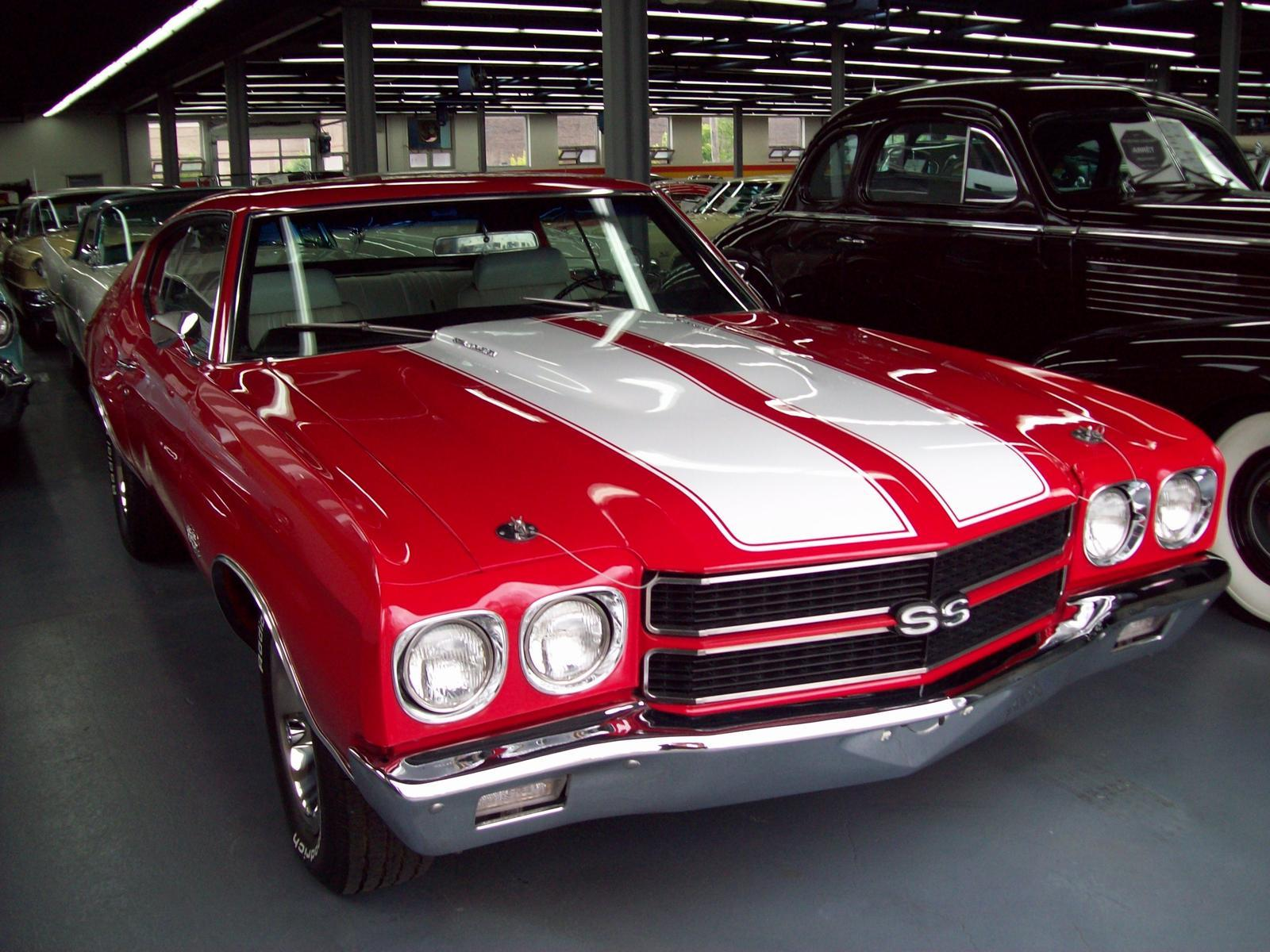 Used 1972 Chevrolet Chevelle SS For Sale  CarGurus