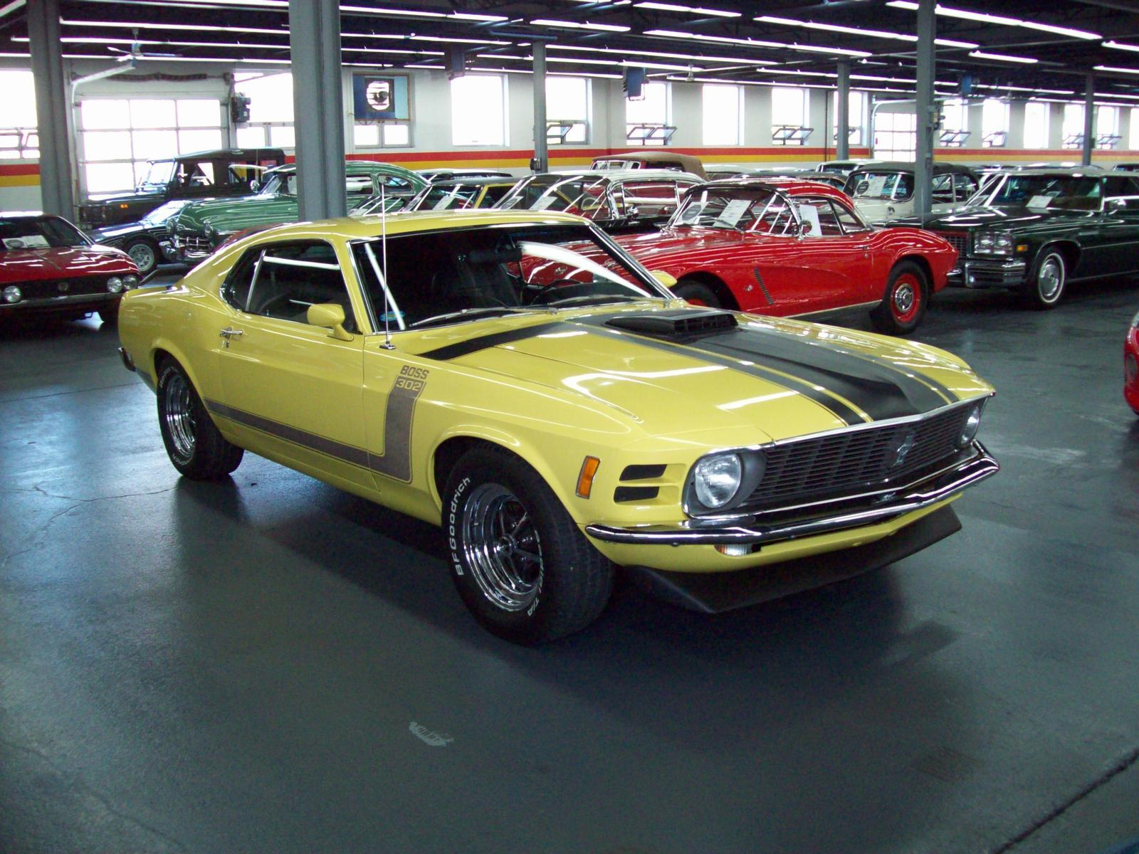 ford mustang boss 302 1970 usag vendre saint l onard. Black Bedroom Furniture Sets. Home Design Ideas