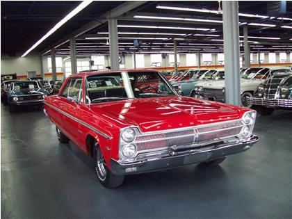 Plymouth Fury Sport 426 Wedge 4 Speed 1965