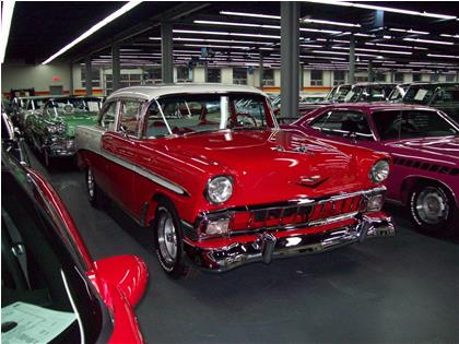 Chevrolet Bel Air Clone 1956