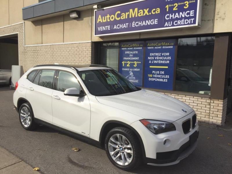 bmw x1 awd toit pano comme neuf la moin cher du march. Black Bedroom Furniture Sets. Home Design Ideas
