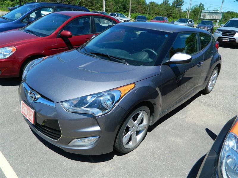 hyundai veloster w tech 2012 usag vendre sault ste marie world cars hyundai p6a 6x8. Black Bedroom Furniture Sets. Home Design Ideas