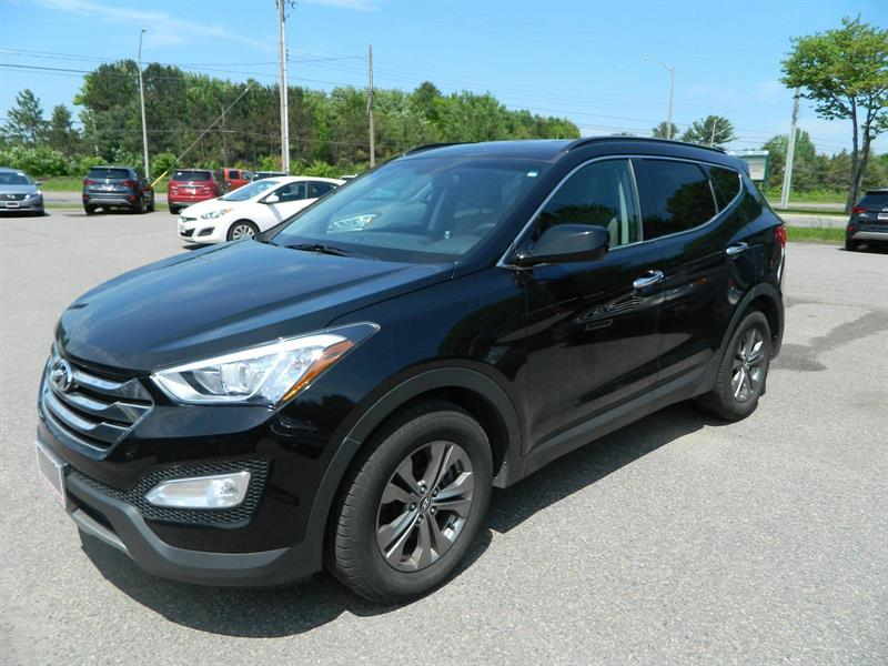 hyundai santa fe sport 2 4l premium fwd 2014 usag vendre sault ste marie world cars. Black Bedroom Furniture Sets. Home Design Ideas