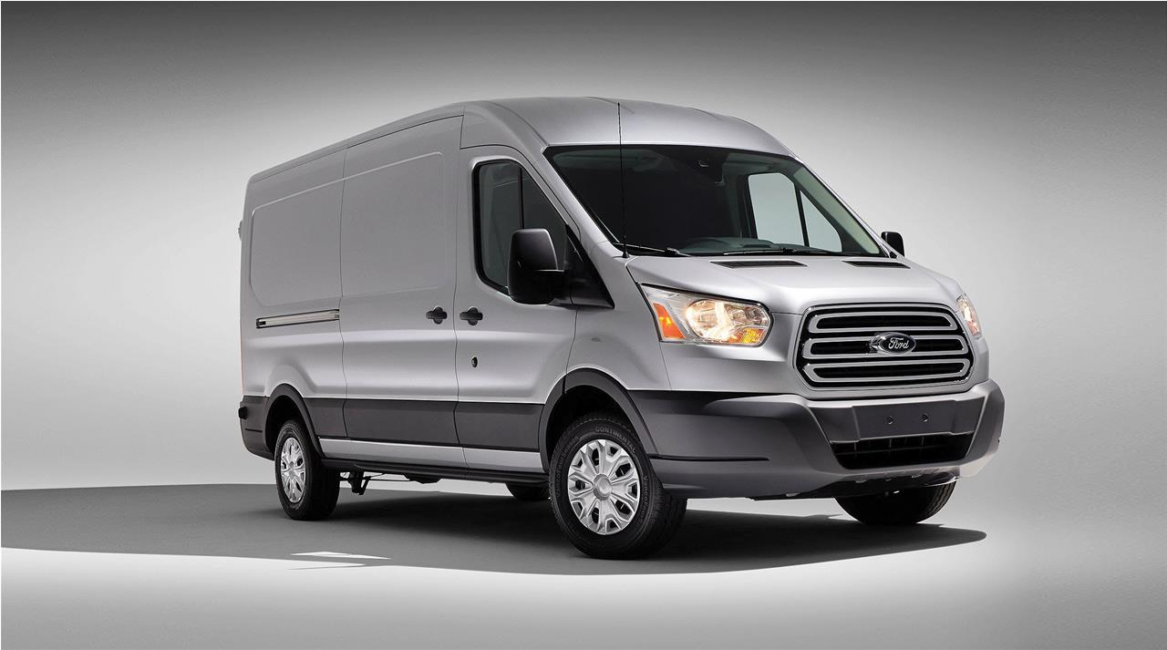 guide ford transit cargo van 2016. Black Bedroom Furniture Sets. Home Design Ideas
