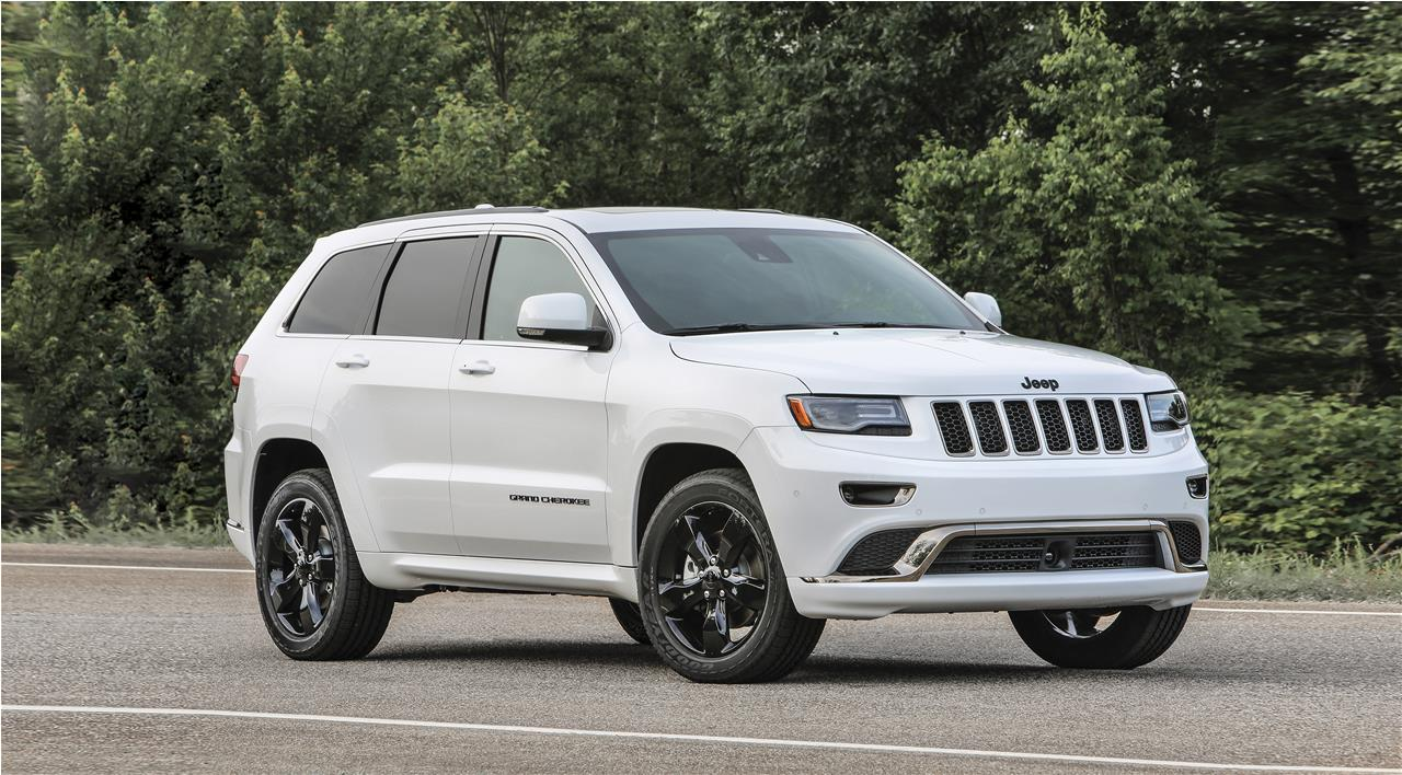 guide jeep grand cherokee 2016. Black Bedroom Furniture Sets. Home Design Ideas