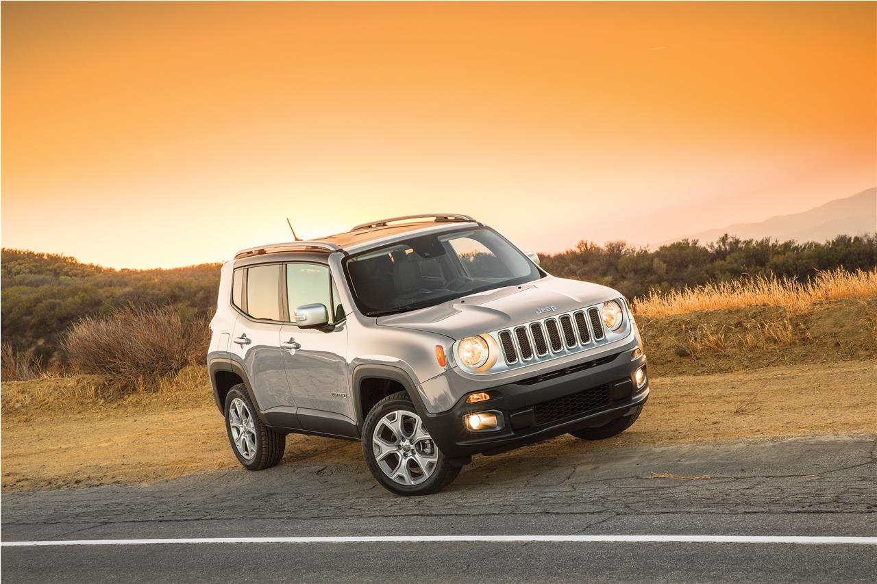 guide jeep renegade 2016. Black Bedroom Furniture Sets. Home Design Ideas