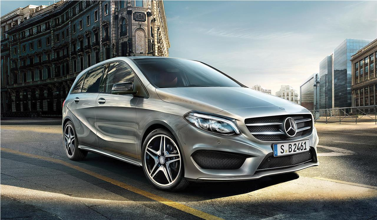 guide mercedes benz classe b 2016