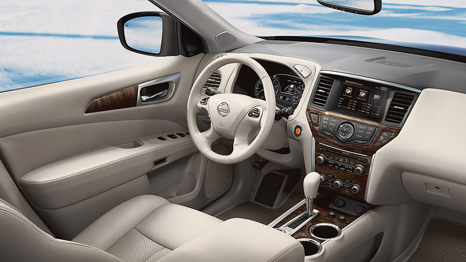 guide nissan pathfinder 2015. Black Bedroom Furniture Sets. Home Design Ideas