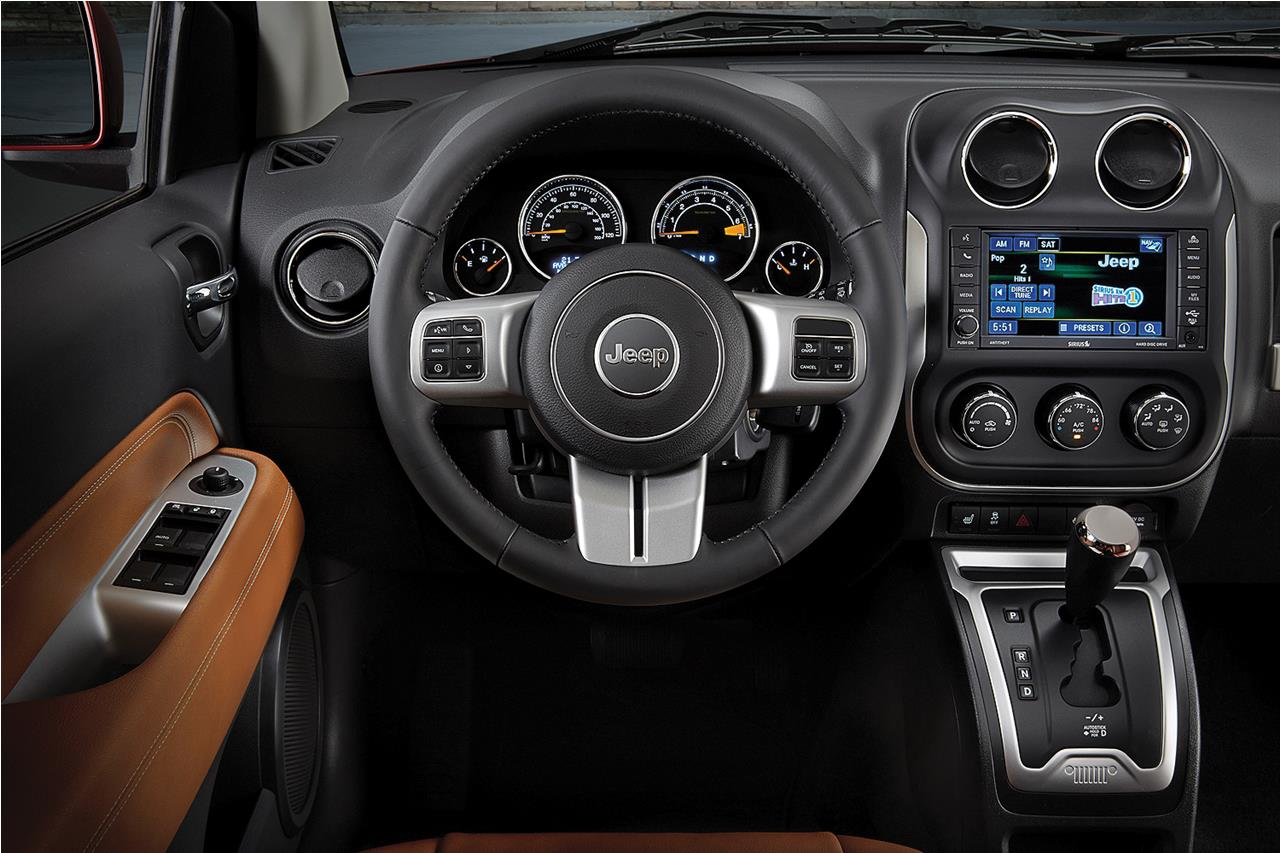 Guide jeep compass 2014 for Interieur jeep compass