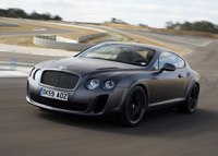 Bentley Continental Supersport 2012